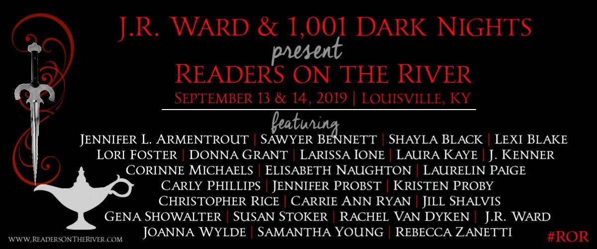 2019 Readers on the River with Lori Foster