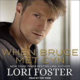 When bruce Met Cyn by Lori Foster