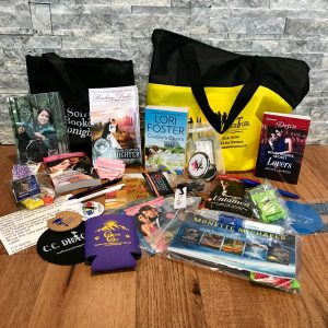 Giveaways from Lori Foster
